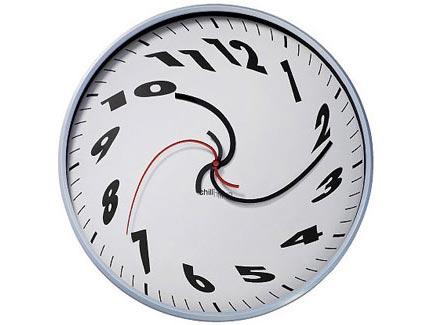 dali melting time wall clock Orologi dal muro moderni, design da appendere al muro